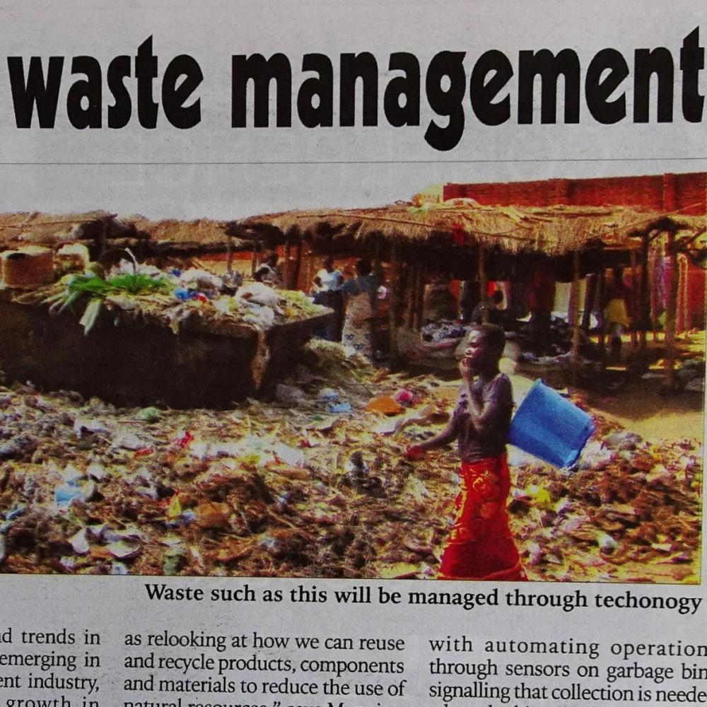The future of waste management in Africa